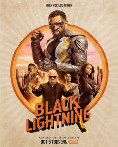 Black Lightning 2.Sezon lı