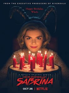 Chilling Adventures of Sabrina 1.Sezon lı