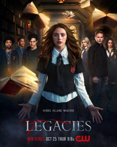 Legacies 1.Sezon lı